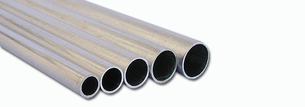 Alum nio tubos interinox - Tubo de aluminio redondo ...